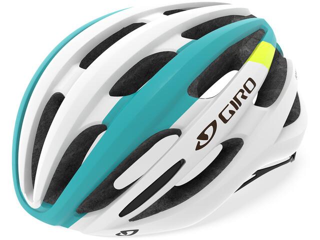 Giro Foray Helmet white/iceberg/citron